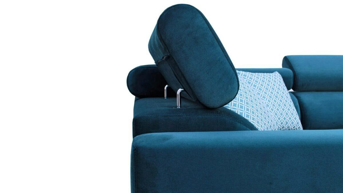 Rohová sedačka LORETI II MIX detail