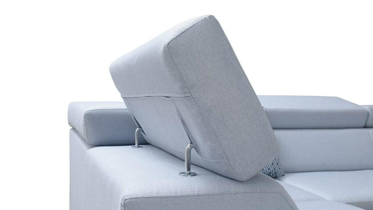 Rohová sedačka SOLVADO VII