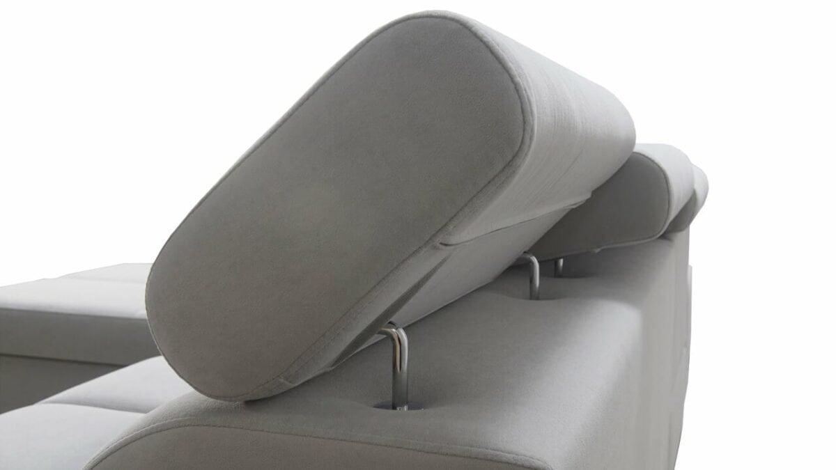 Rohová sedačka MURENA I MAXI Opierka hlavy
