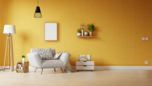 inšpirácie do obývačky