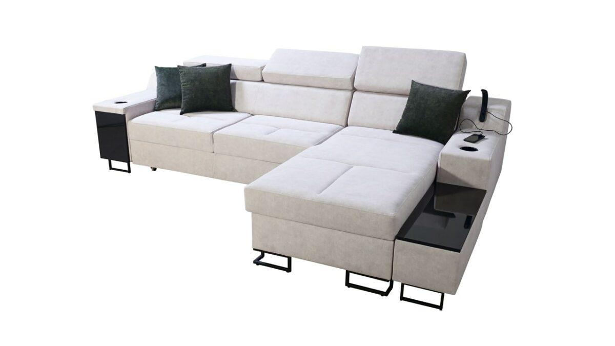 Rohová sedačka Alicanto I mini