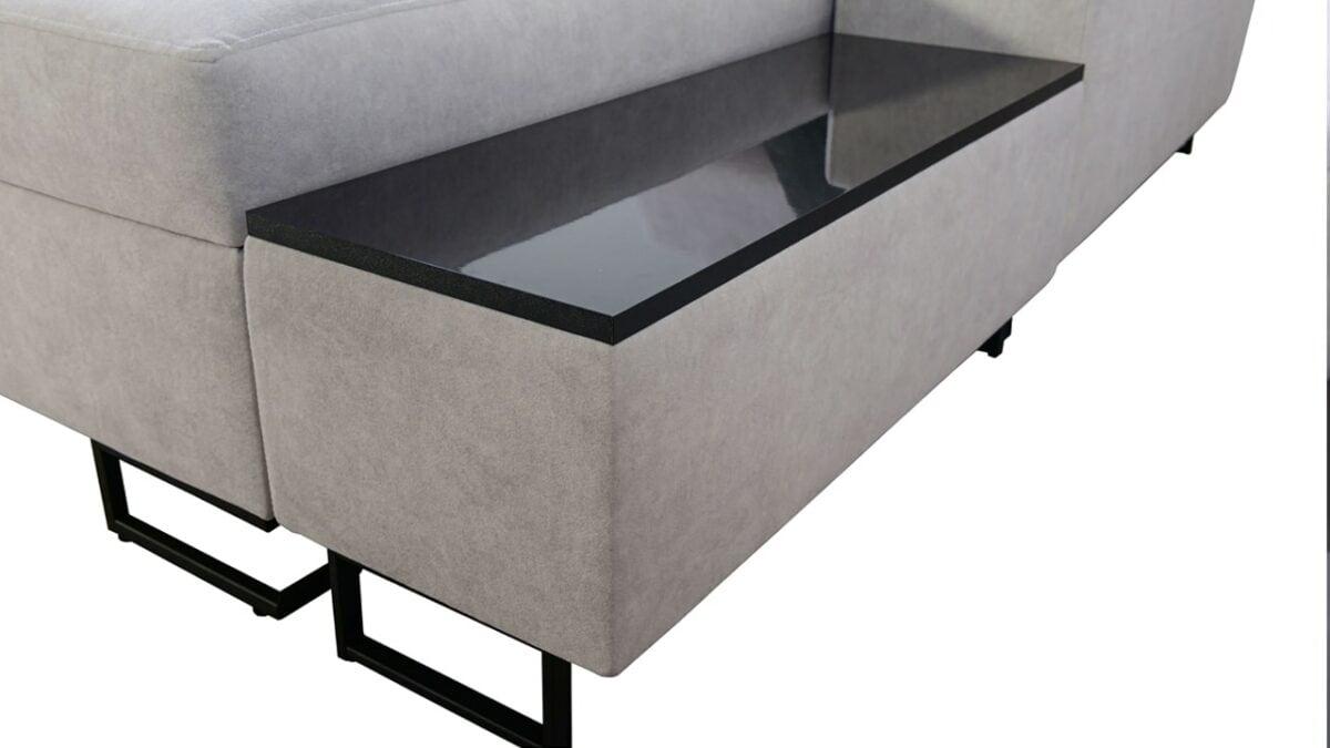 Rohová sedačka Alicanto I mini detail