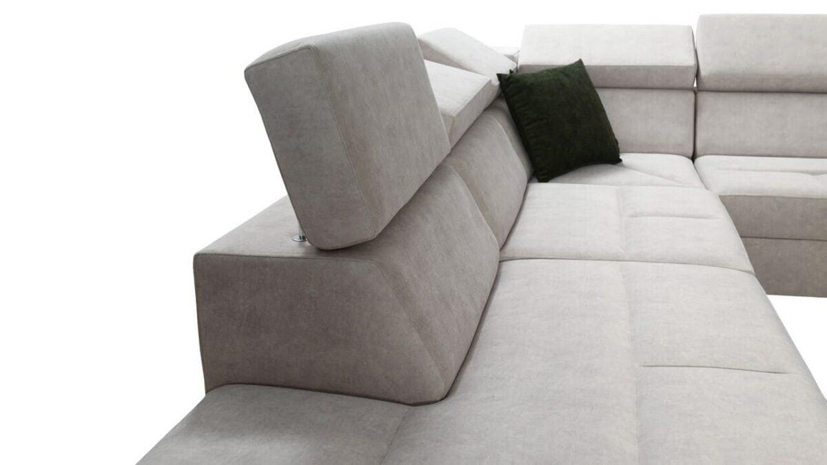 Rohová sedačka Alicanto IX Detail